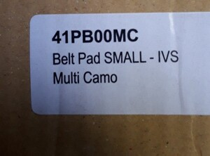 ブラックホーク ベルトパッド 41PBMC パトロール MC Sサイズの写真6